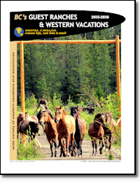 British Columbia Guest Ranches Vacations Guide
